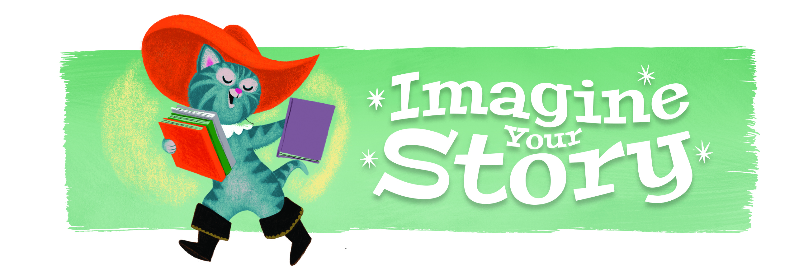 Puss in Boots with the 2020 theme: Imagine Your Story