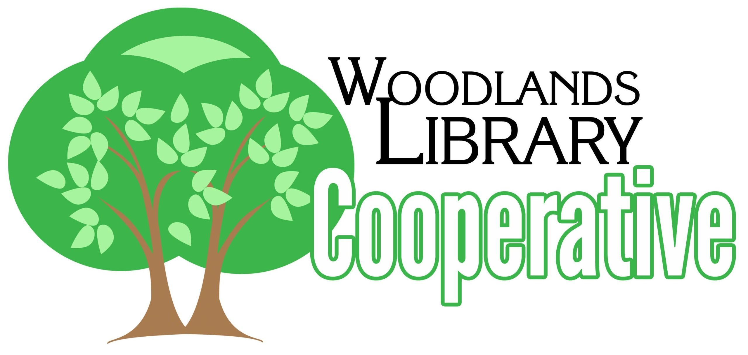 Woodlands Library Cooperative Logo