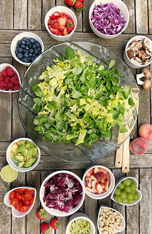 salads book cover