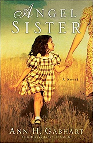 Angel Sister  by Ann Gabhart book cover