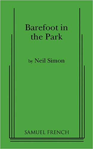 Barefoot in the Park  by Neil Simon book cover