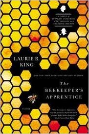 Beekeeper's Apprentice  by Laurie King book cover