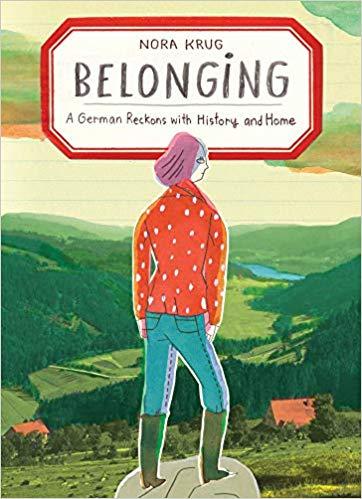 Belonging by Nora Krug book cover