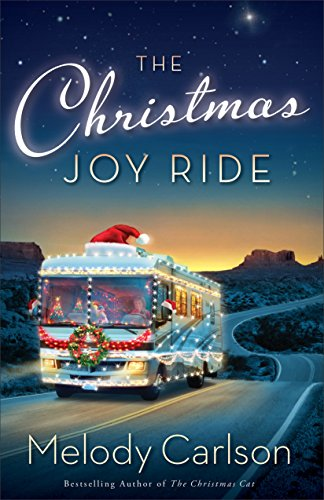 The Christmas Joy Ride  by Melody Carlson book cover