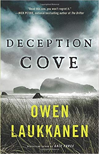 Deception Cove: Neah Bay Series by Owen Laukkanen book cover
