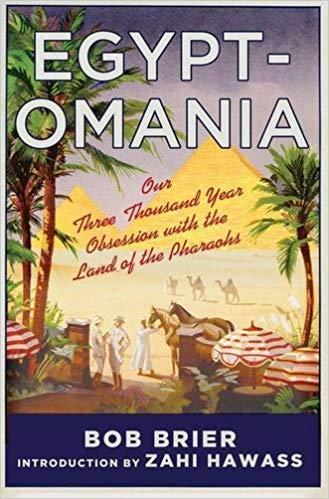 Egyptomania by Bob Brier book cover