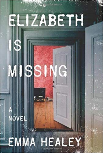Elizabeth is Missing by Emma Healey book cover