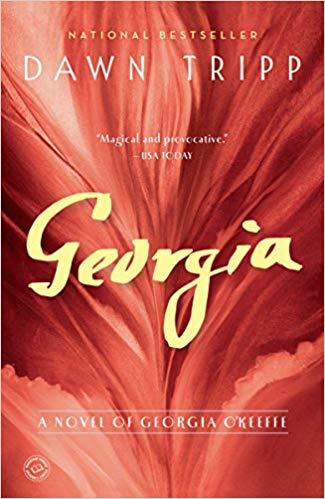 Georgia  by Dawn Tripp book cover
