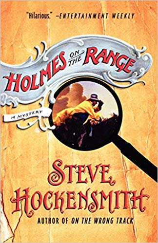 Holmes on the Range book cover