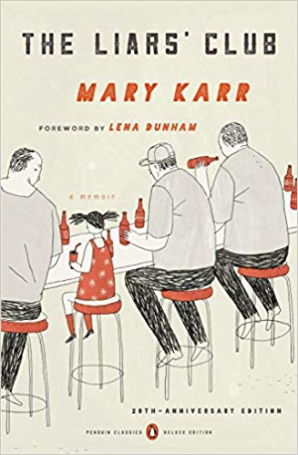 The Liar's Club  by Mary Karr book cover