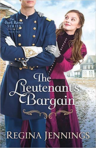 The Lieutenant's Bargain  by Regina Jennings book covers