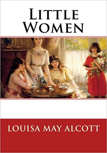 Little Women by Louisa May Alcott book cover