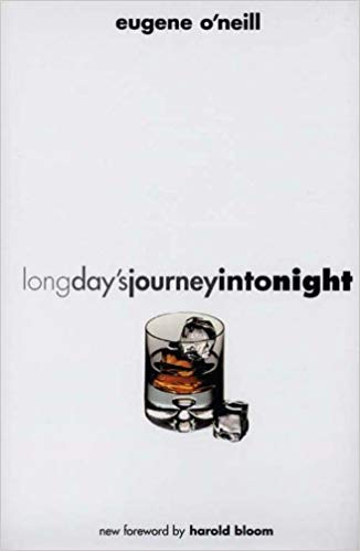 Long Day's Journey into Night by Eugene O'Neill book cover
