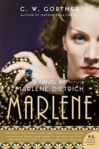 Marlene book cover