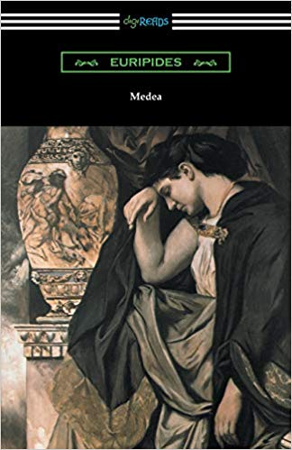 Medea  by Euripides book cover