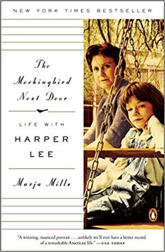 The Mockingbird Next Door  by Marja Mills book cover