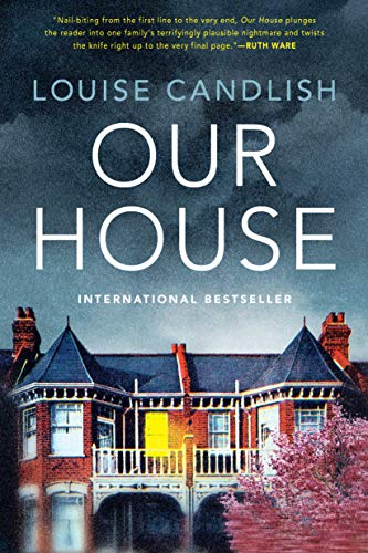 Our House by Louise Candlish book cover