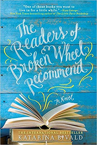 Readers of Broken Wheel Recommend by Katarina Bivald book cover