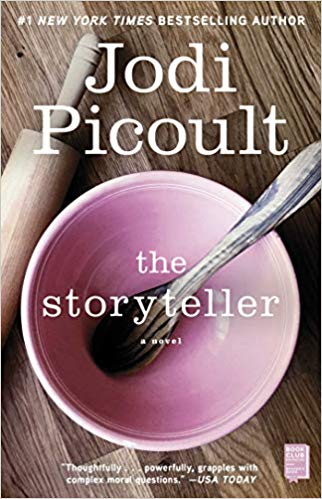 The Storyteller by Jodi Picoult book cover