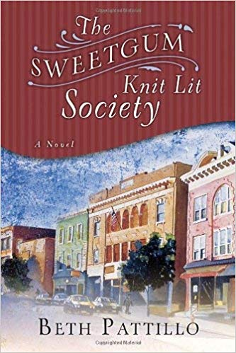 Sweetgum Knit Lit Society  by Beth Pattillo book cover