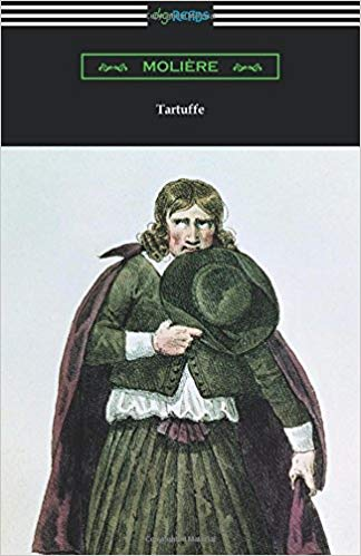 Tartuffe  by Richard Moliere book cover
