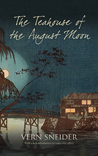 The Teahouse of the August Moon book cover