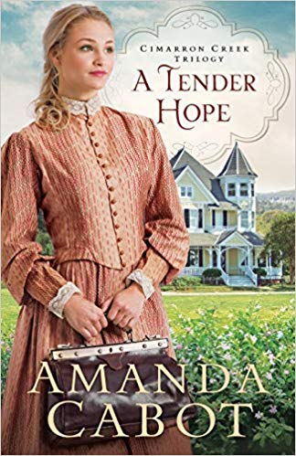 A Tender Hope  by Amanda Cabot book cover