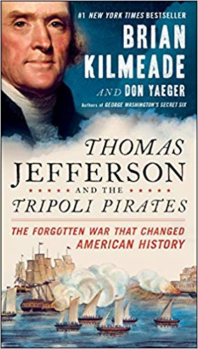 Thomas Jefferson and the Tripoli Pirates by Brian Kilmeade book cover