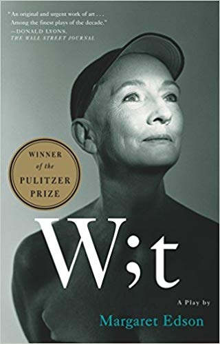 Wit: A Play  by Margaret Edson book cover