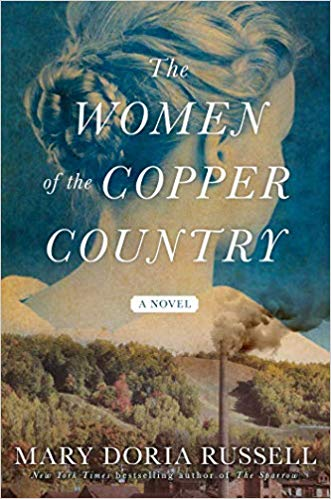 The Women of the Copper Country by Mary Doria Russell book cover