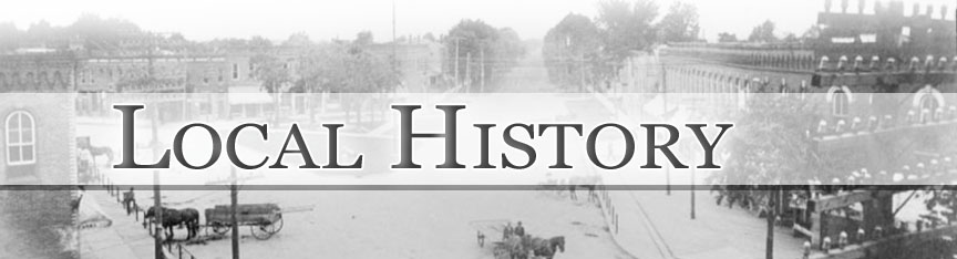Local History Banner