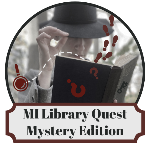 MI Library Quest Mystery Edition Banner