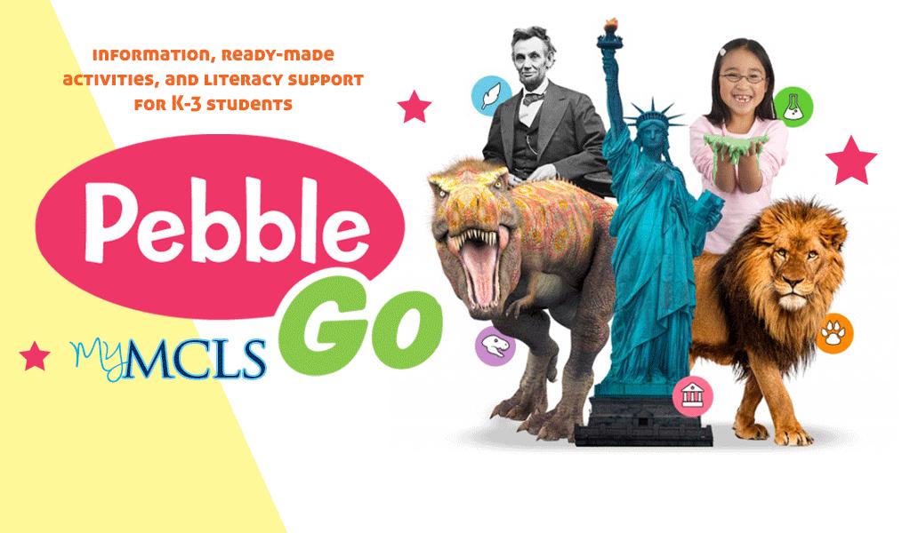 Pebble Go Banner