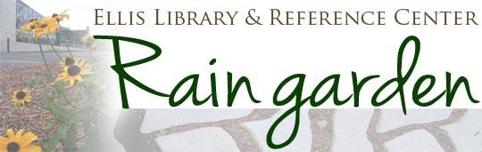 Rain garden banner