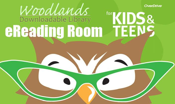 Woodlands Downloadables Banner for Kids and Teens