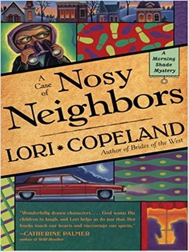 A Case of Nosy Neighbors book club