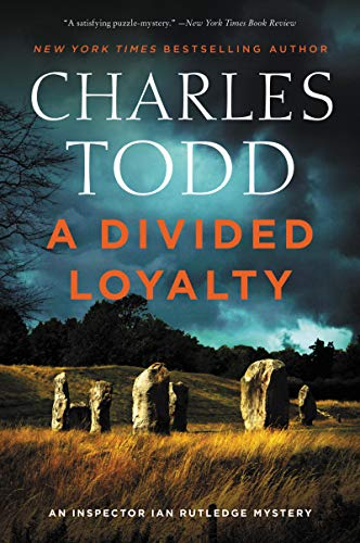 A Divided Loyalty book cover