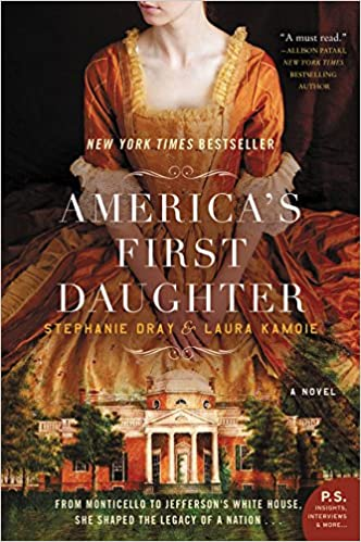 America's First Daughter book cover
