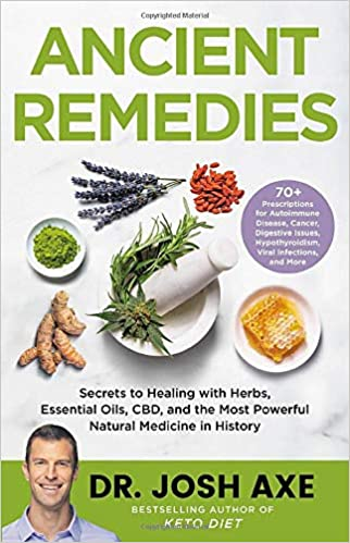 Ancient Remedies book cover