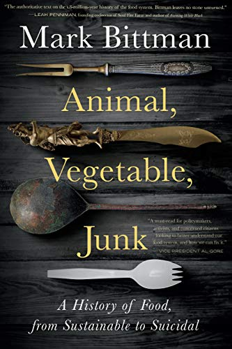 Animal, Vegetable, Junk book cover