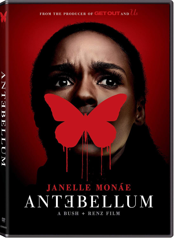 Antebellum DVD Cover