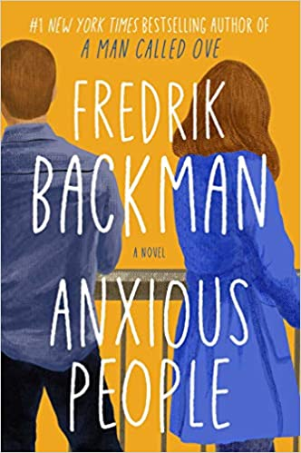 Anxious People book cover