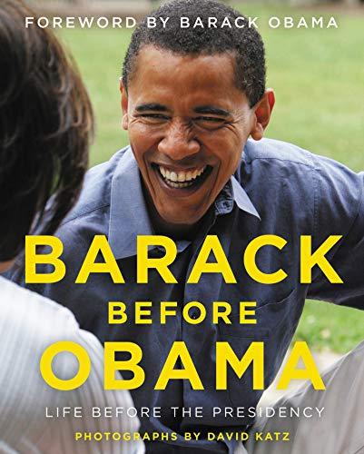 Barack Before Obama book cover