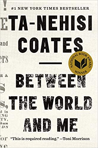 Between the World and Me book club