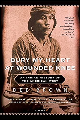 Bury My Heart at Wounded Knee book club