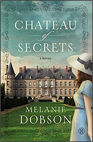 Chateau of Secrets book cover