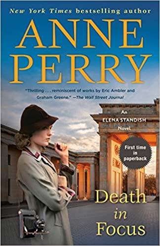 Death in Focus book cover