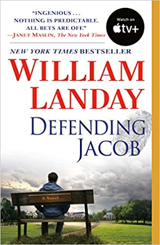 Defending Jacob book cover