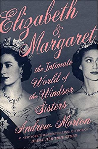 Elizabeth & Margaret book cover
