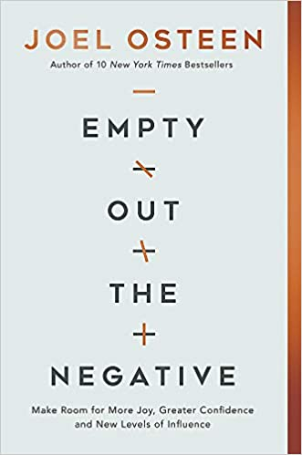 Empty Out the Negative book cover